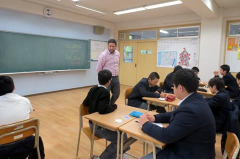 武相中学校の特色