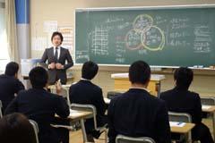 大学一般入試出願校決定ガイダンス(高3)