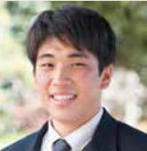 総合コース体育クラス 秋葉廉さん 写真