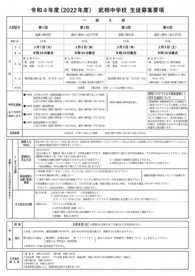 2022中学募集要項page-0001