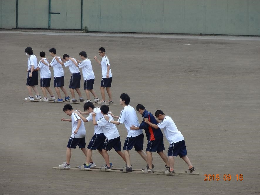 27090917体育祭練習