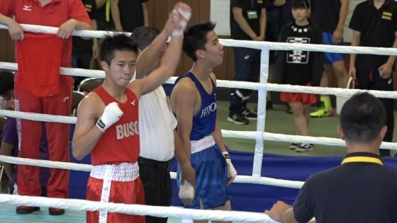 ボクシング部新