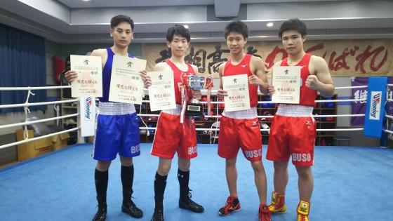 ボクシング部6