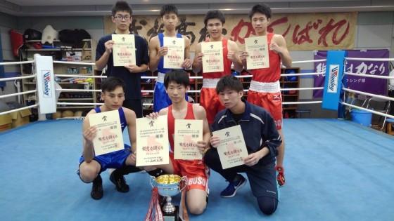 ボクシング部7