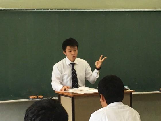石澤教育実習