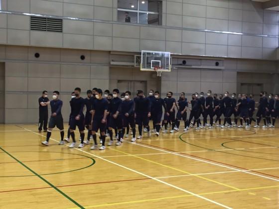 集団行動4日目③